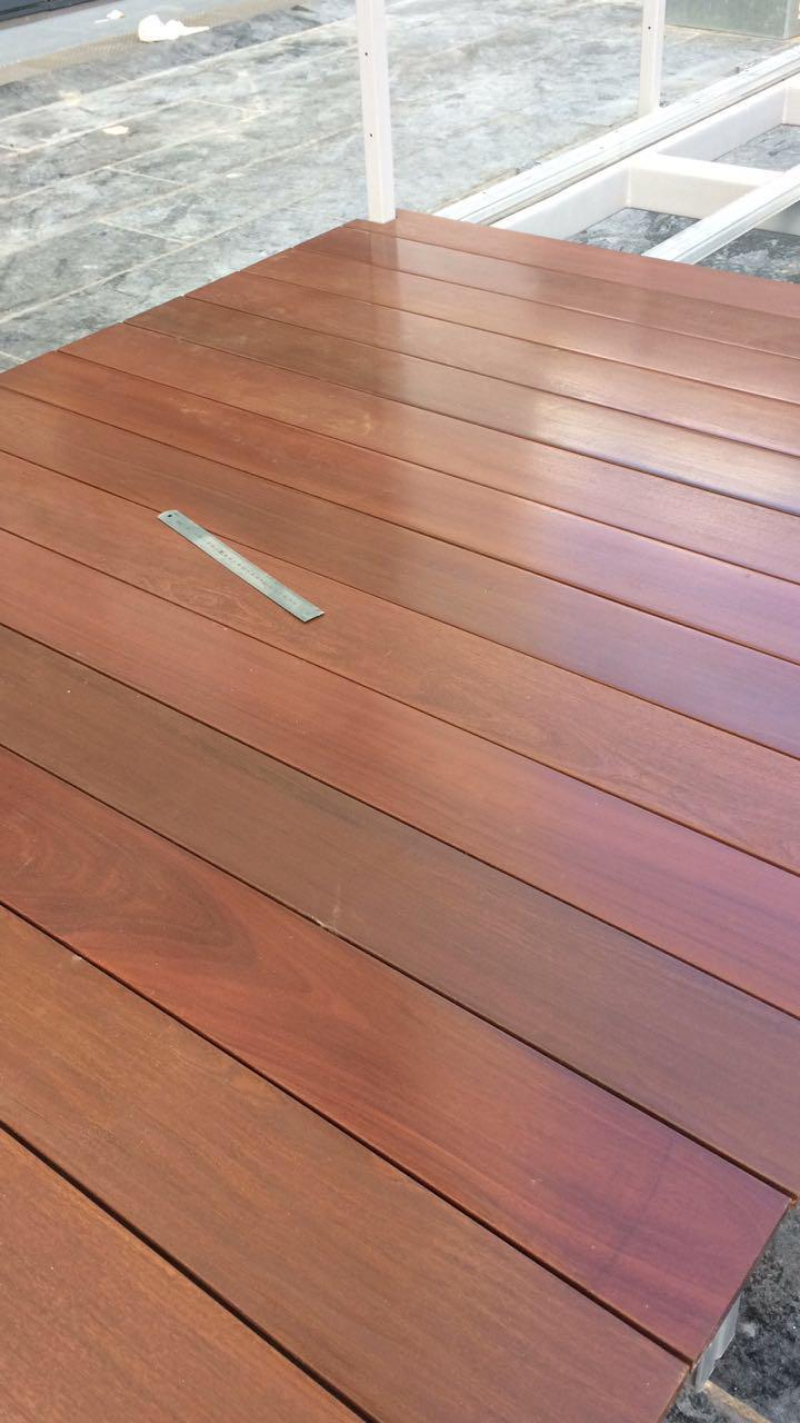 Особенности древесины Ипе