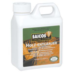 Saicos Holz-Entgrauer Power-Gel 1 л