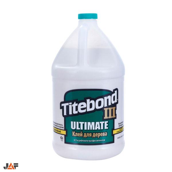 Titebond III Ultimate повышенной влагостойкости 3 785л